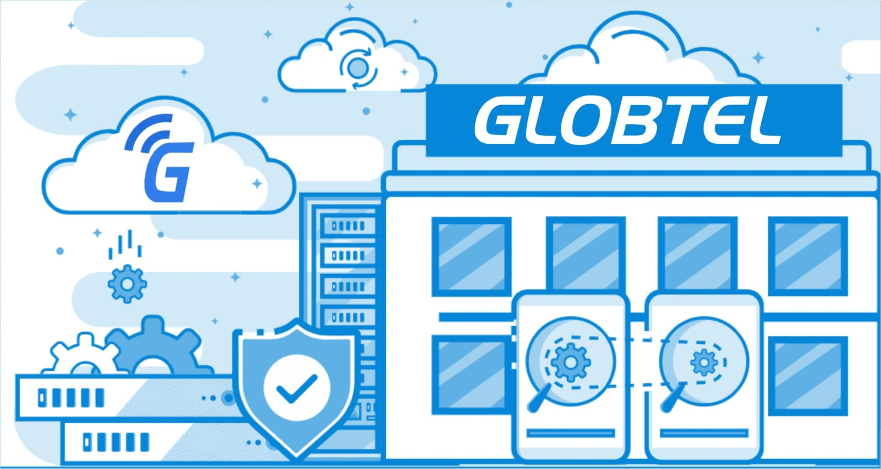 Server systems and Data Center soft