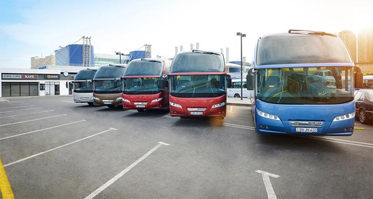 Public buses